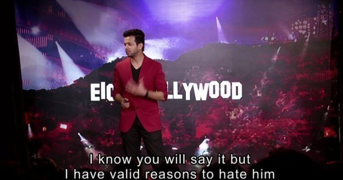 WATCH: Comedian Sapan Verma Explains Why He Hates Kapil Sharma