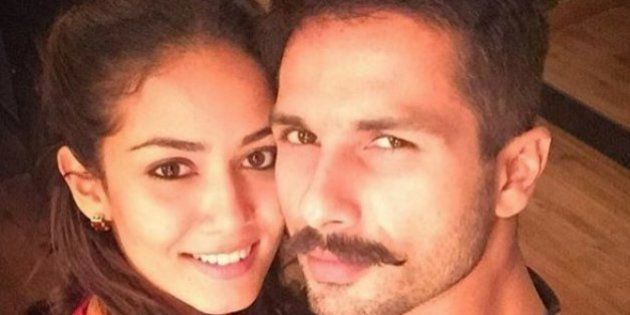 PHOTOS: Shahid Kapoor Takes Wife Mira To Maldives For Their
