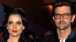 Kangana Vs. Hrithik In Cold Hard