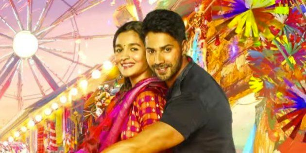 Alia Bhatt And Varun Dhawan Are Back To Romancing Each Other In Humpty Sharma