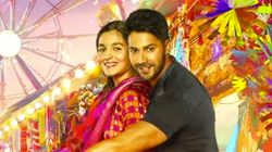FIRST LOOK: Alia And Varun Are Back To Romancing Each Other In Humpty Sharma