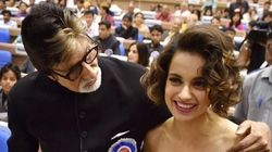 PHOTOS: This Year's Bollywood-Dominated National Awards