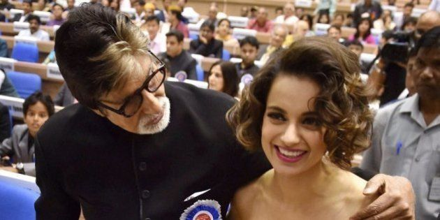 PHOTOS: Bollywood Dominated This Year's National Awards