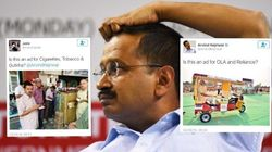 Kejriwal Gets Roasted By Twitter Janta After Tweet On Modi