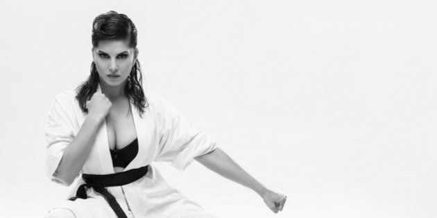 EXCLUSIVE: Sunny Leone Sizzles As A Sexy Fighting Machine In This