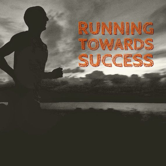 My Success Mantra: Running To Write And Writing To