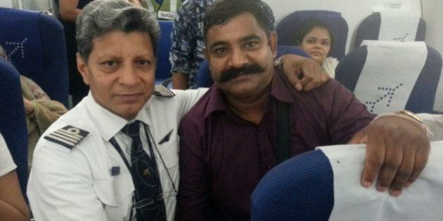 How A Plane Full Of People Gave A Kargil War Hero The Reception He