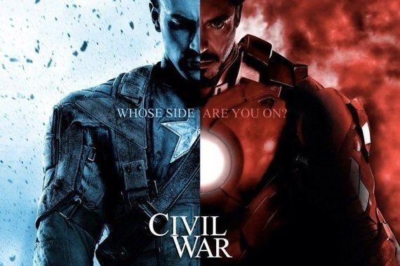 'Captain America: Civil War' - More Superheroes But Less Punch Than 'Batman V