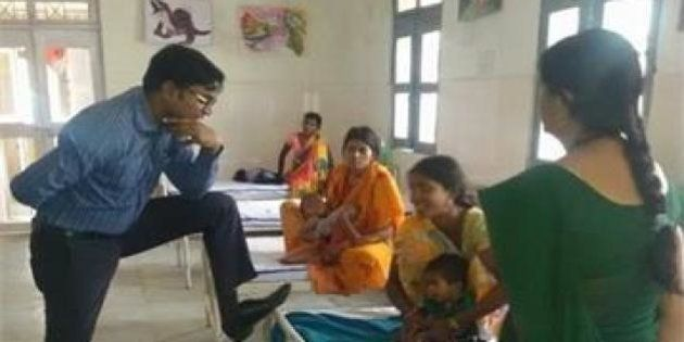 IAS Officer Who Put His Foot On Hospital Bed Writes Unconditional Apology On
