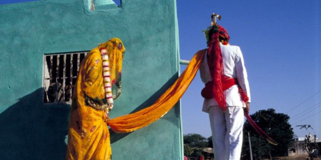 Traditional Wedding in Rajastan,