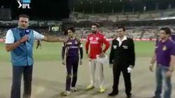 Does This Toss Between Murali Vijay And Gautam Gambhir At A Recent IPL Match Look