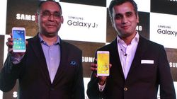 Samsung Launches Galaxy J5 (2016) And J7 (2015) In