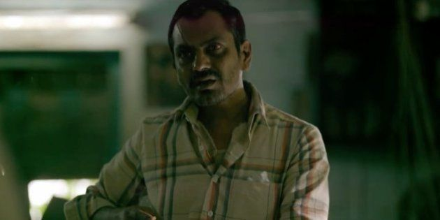 WATCH: Nawazuddin Siddiqui Is Frighteningly Good In The Trailer Of Anurag Kashyap's 'Raman Raghav