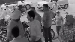 WATCH: Punjab Police Thrashes Youngster Who Allegedly Filmed