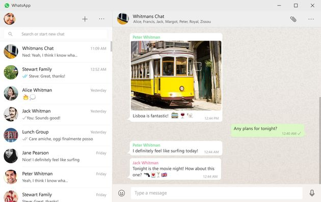 WhatsApp Launches Standalone Apps For Windows And