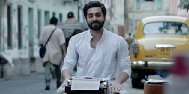 WATCH: Ayushmann Khurrana As An Eccentric Writer In Yash Raj's New Film, 'Meri Pyaari