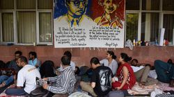 Instruct Wards To Call Off Hunger Strike: JNU To