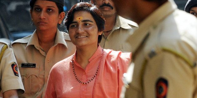 Sadhvi Pragya Gets A Clean Chit From NIA In The Malegaon Bomb Blasts
