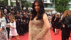 Cannes 2016: Aishwarya Rai Bachchan Strikes Gold At The Red