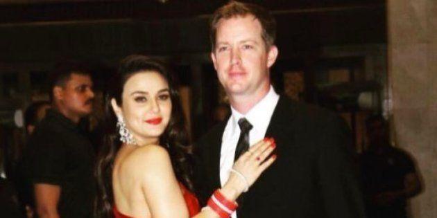 PHOTOS: Preity Zinta's Wedding Reception Was A Star-Studded