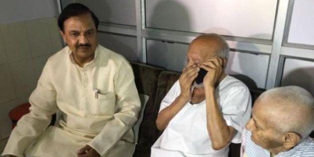 Mahatma Gandhi's Grandson Calls Himself A 'Modi