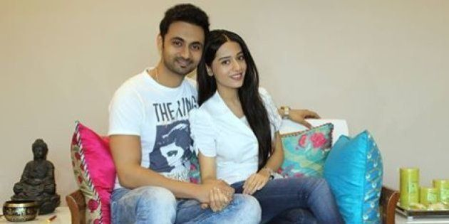 Amrita Rao Marries RJ Anmol In A Low-Key