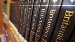 Britannica's Top Executive Jumps To Death From 19th