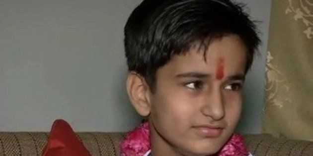 12-Year-Old Clears Higher Secondary Exam In