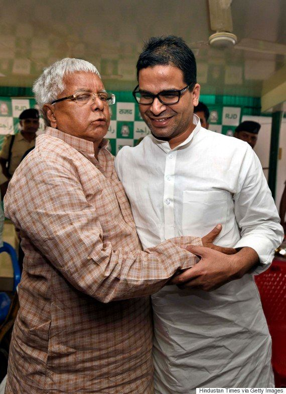 Poll Strategist Prashant Kishor Will Call It Quits If Congress Doesn't Play By His