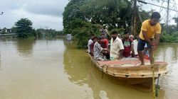 Dozens Feared Dead, Hundreds Missing After Torrential Rains Lash Sri