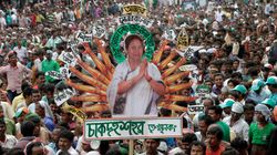 Trinamool Congress Surging Towards Victory In West
