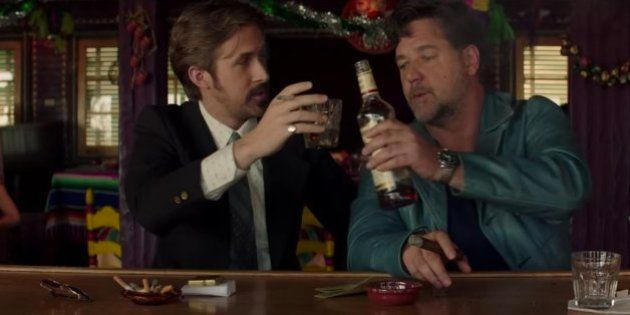 'The Nice Guys' Is In Censor Trouble And Its India Release Has Been Postponed By A