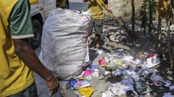 Blind, Deaf 80-Year-Old Rescued From Horde Of Garbage Accumulated At Her
