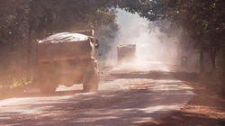 WATCH: The Unbearable Heat Is Now Melting Roads In