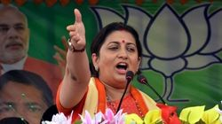 'Losing Assam Is Rahul's Forte', Smriti Irani Tells Congress Leader In Twitter