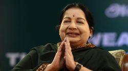 Jayalalithaa Sworn-In As Tamil Nadu CM For Sixth