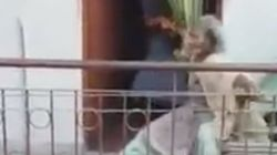 Caught On Camera: Daughter Beats 85-Year-Old Mother In New