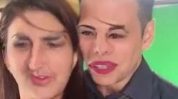 Jacqueline Fernandez And Akshay Kumar Did A Face Swap And The Result Is Creepy As