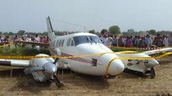 Air Ambulance Crash Lands Near Najafgarh, 5