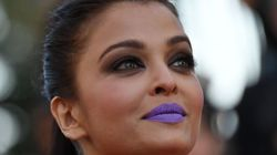 Sonam Kapoor Has A Theory About Why Aishwarya Went With That Purple Lipstick At