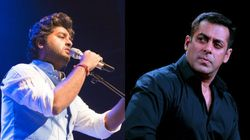 Arijit Singh Persists With Apology To Salman, Whose Team Insists It's A