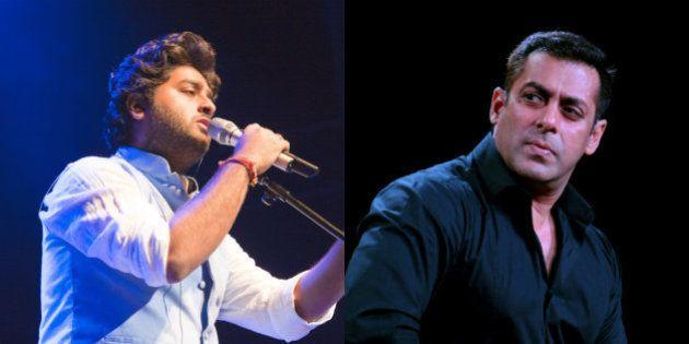 Arijit Singh Is Still Apologetic, Salman Khan's Team Insists It's A
