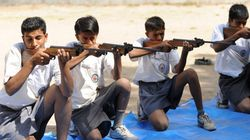 Hindu Sena Plans Bajrang Dal-Style Camp In Delhi To Give Arms Training Against 'Islamic