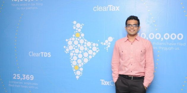 ClearTax's Fresh Funding To Help It Launch DIY Products That Take The Pain Out Of Tax