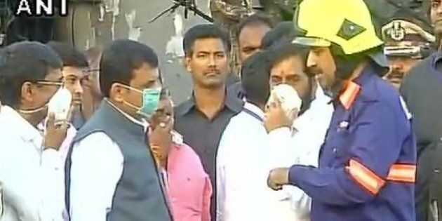 Blast In Thane Factory Leaves 3 Dead, Toll Likely To Go