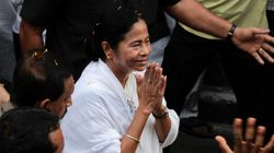 Mamata Banerjee Takes Oath As West Bengal Chief Minister For The Second