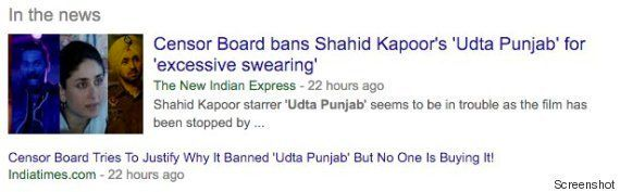 Everyone Calm Down, 'Udta Punjab' Has NOT Been Banned By The Censor