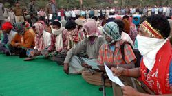 Forty Naxals Surrender In