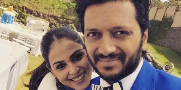 Riteish Deshmukh And Genelia Welcome Their Second Baby