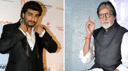 When Amitabh Bachchan Scolded Arjun Kapoor For Using The 'F'